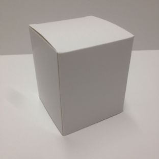 30cl Candle Box - Flat Packed